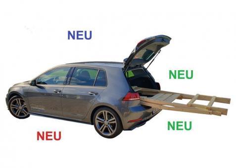 Drückjagdbock klappbar DBKS 200 Leiter schräg, unser kleinster Waidgesell KDI zerlegt als Bausatz KDI | zerlegt als Bausatz