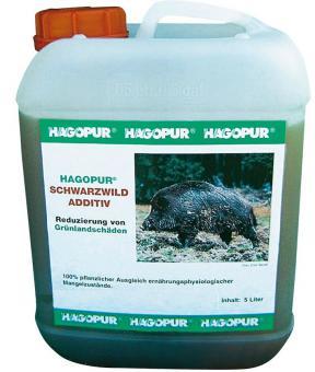 Hagopur, Schwarzwild-Additiv