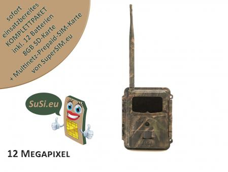Seissiger Special-Cam 2G/GPRS HD 12MP