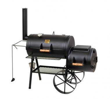 Smoker JOEs BBQ 16 Special mit Kochplatte